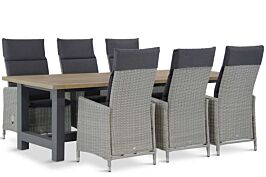 Garden Collections Madera/San Francisco 260 cm dining tuinset 7-d