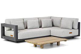 4 Seasons Outdoor Metropolitan/Santika 120 cm hoek loungeset 3-delig