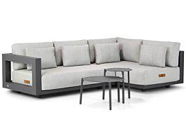 4 Seasons Outdoor Metropolitan/Pacific 45-60 cm hoek loungeset 4-delig