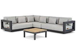 4 Seasons Outdoor Metropolitan/Lifestyle Riviera 75 cm hoek loungeset 4-delig