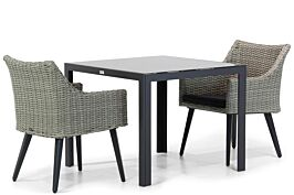 Garden Collections Milton/Mondello 90 cm dining tuinset 3-delig