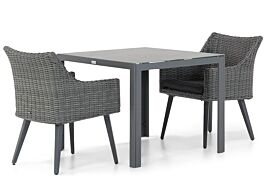 Garden Collections Milton/Varano 90 cm dining tuinset 3-delig