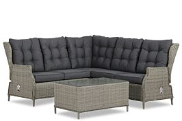 Garden Collections New Castle hoek loungeset 4-delig