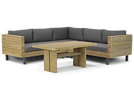 Lifestyle New York/Brighton hoek loungeset 4-delig