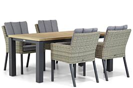 Garden Collections Oxbow/Veneto 180 cm dining tuinset 5-delig