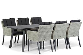 Garden Collections Oxbow/Villagio 230 cm dining tuinset 7-delig