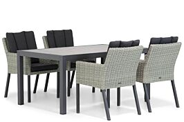Garden Collections Oxbow/Residence 164 cm dining tuinset 5-delig