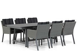Garden Collections Oxbow/General 217/277 cm dining tuinset 7-delig