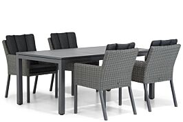 Garden Collections Oxbow/Concept 180 cm dining tuinset 5-delig
