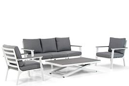 Lifestyle Palazzo stoel-bank loungeset 4-delig