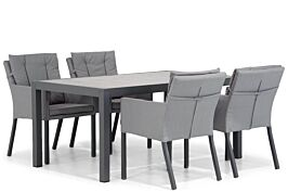 Lifestyle Parma/Residence 164 cm dining tuinset 5-delig