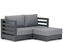 Santika Phantom chaise longue loungeset 3-delig