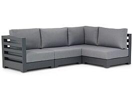 Santika Phantom chaise longue loungeset 4-delig