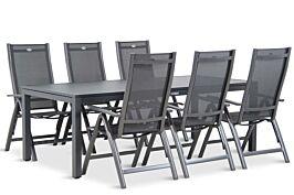 Hartman Royal Club/Concept 220 cm dining set 7-delig