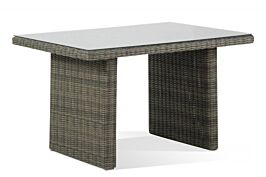 Garden Collections Royalty lounge/dining tafel 140 x 80 cm