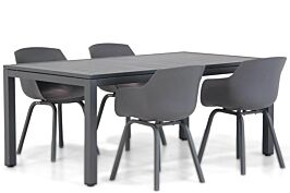 Lifestyle Salina/Concept 180 cm dining tuinset 5-delig