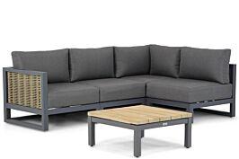 Santika Salviano/Riviera 75 cm hoek loungeset 5-delig