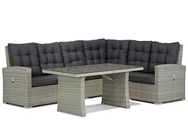 Garden Collections Sheffield dining loungeset 5-delig