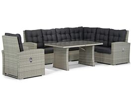 Garden Collections Sheffield dining loungeset 6-delig
