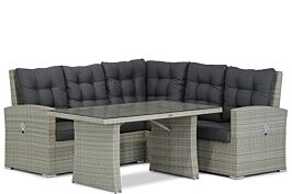 Garden Collections Sheffield hoek loungeset 4-delig