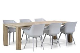 Hartman Sophie studio/Brighton 240 cm dining tuinset 7-delig
