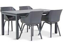 Hartman Sophie element/Concept 160 cm dining tuinset 5-delig