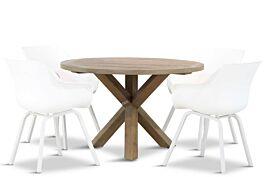 Hartman Sophie element/Sand city 120 cm dining tuinset 5-delig