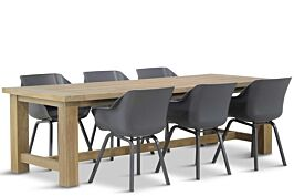 Hartman Sophie element/Fourmile 260 cm dining tuinset 7-delig
