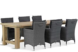 Garden Collections Springfield/Fourmile 260 cm dining tuinset 7-delig