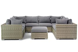 Garden Collections Toronto loungeset U-vorm