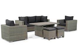 Garden Collections Toronto stoel-bank loungeset 6-delig