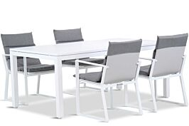 Lifestyle Treviso/Concept 180 cm dining tuinset 5-delig