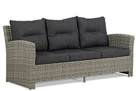 Garden Collections Giovedi lounge tuinbank 3-zits