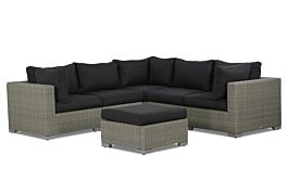 Garden Collections Toronto hoek loungeset 6-delig