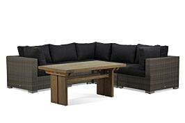 Garden Collections Toronto/Brighton hoek loungeset 6-delig