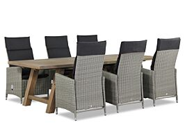 Garden Collections Madera/Lazio 260 cm dining tuinset 7-delig