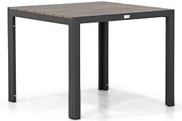 Lifestyle Young dining tuintafel 92 x 92 cm