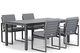 Santika Zaga/Concept 180 cm dining tuinset 5-delig