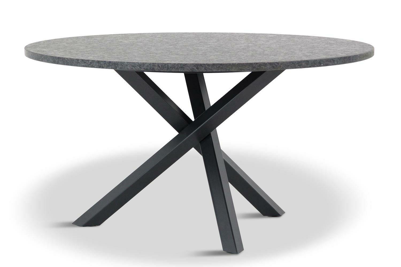 Tuintafel Aluminium Rond.Studio 20 Gigi P Dining Tuintafel Rond 140 Cm