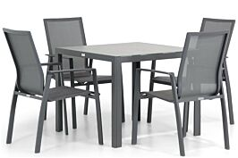 Lifestyle Ultimate/Varano 90 cm dining tuinset 5-delig