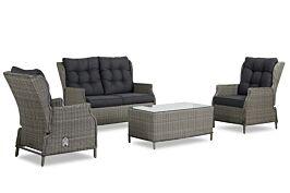 2 Zits Bankje Stoel.Garden Collections New Castle Lounge Tuinbank 2 Zits Verstelbaar