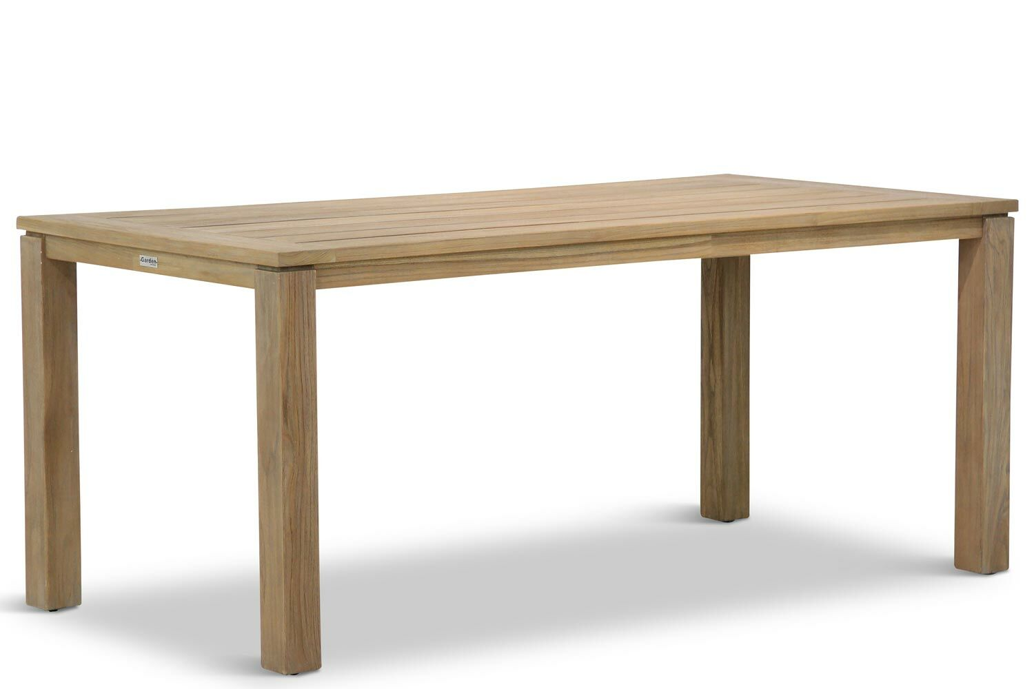 Garden Collections Bristol dining tuintafel 180 x 90 cm