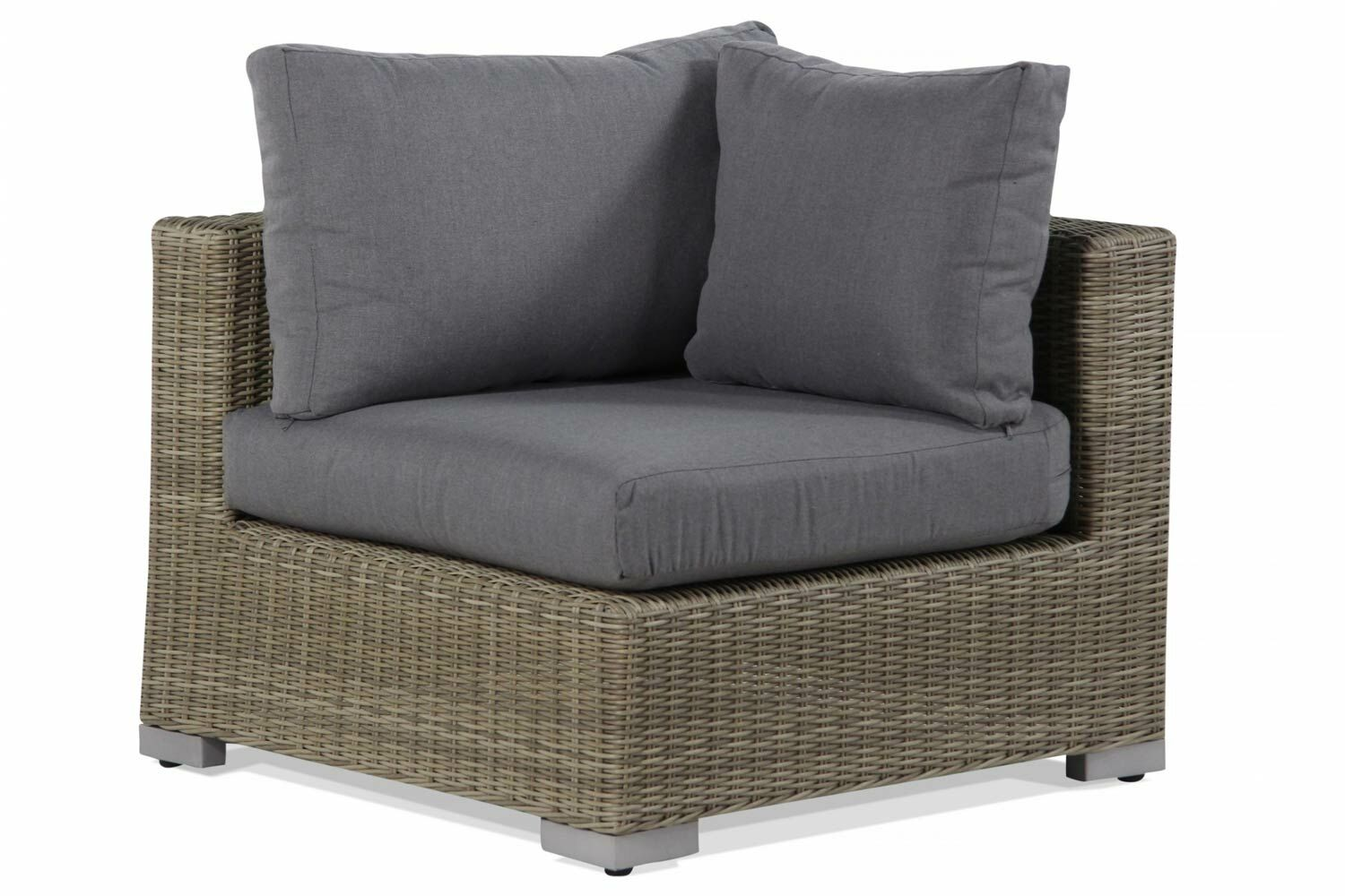 Garden Collections Toronto Chaise Loungeset 4 Delig