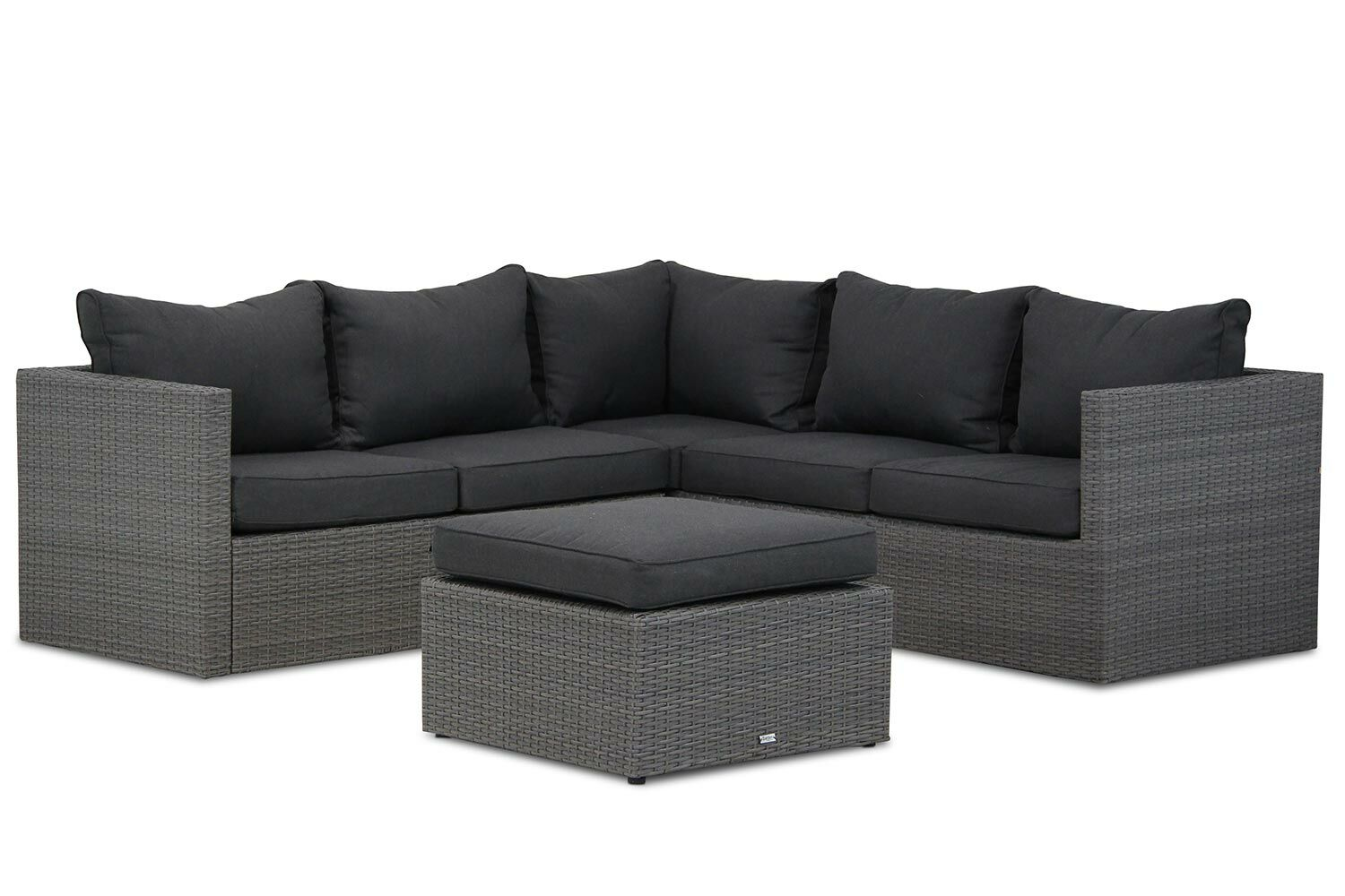 Garden Collections Wicker loungeset Rockland