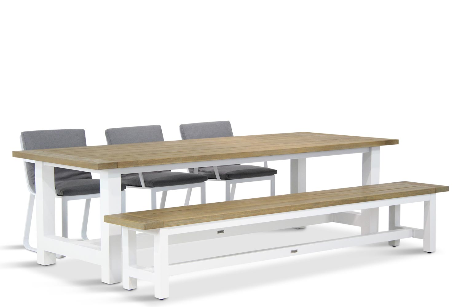 Lifestyle Estancia/Los Angeles 260 cm dining tuinsets 5-delig