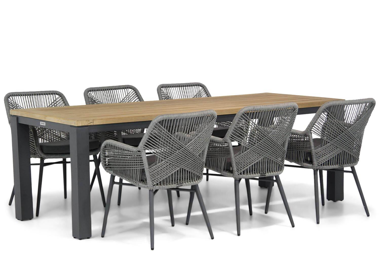 Lifestyle Advance-Veneto 230 cm dining tuinset 7-delig