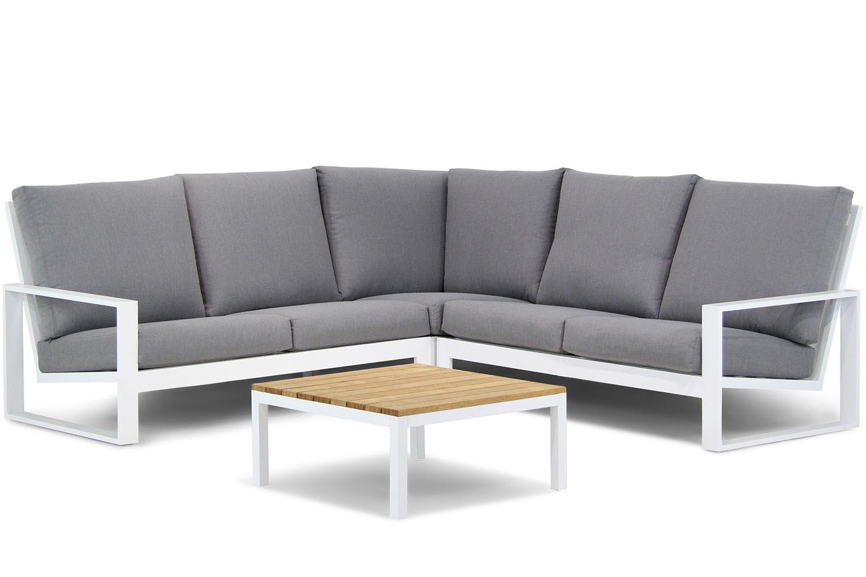 Lifestyle Imperia/Ferrara 76 cm hoek loungeset 4-delig