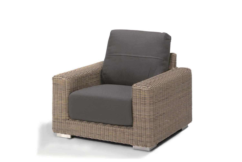 4 Tuinstoelen Wicker.4 Seasons Outdoor Kingston Lounge Tuinstoel Kopen Laagste Prijsgarantie