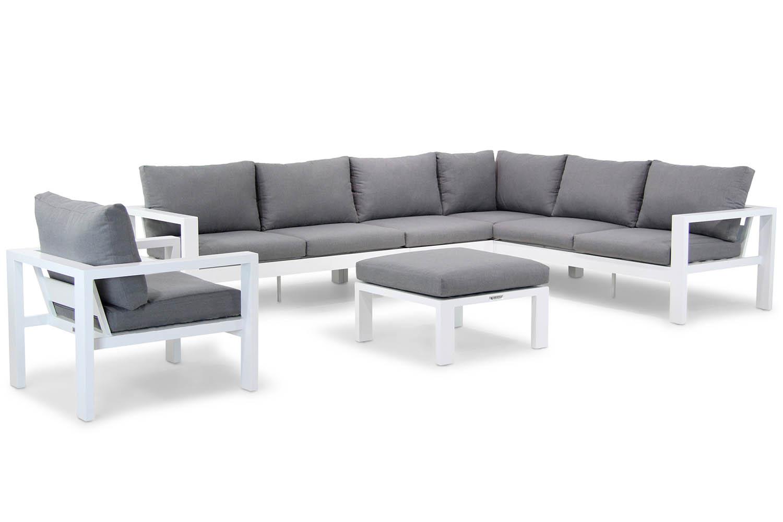 Lifestyle Manuta hoek loungeset 6-delig