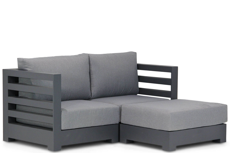 Santika Phantom chaise longue loungeset 3 delig
